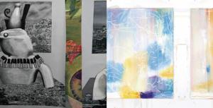 ARTIST@HORIKAWA 成果発表展 黒崎香織 個展「誠実に絵画」/田中秀和個展「TIMEPECTIVE」