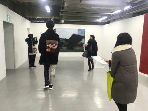 リサーチャー招聘プロジェクト2018/招聘者のレポートvol.2 芦川 朋子