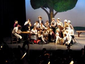 第28回京都市立芸術大学大学院オペラ公演 ベッリーニ作曲「夢遊病の女」