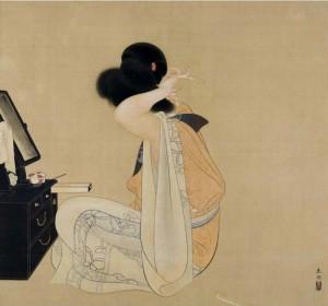 芸術資料館収蔵品展 「美人画-粧いと風俗」