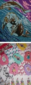 東京アートアンティーク参加事業「染の学び舎〜表現の明日〜」展