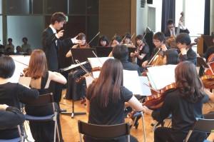クロックタワーコンサート~京都大学と京都市立芸術大学による交流の午後~    「名曲で綴るオーケストラの歴史」