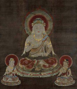 「東アジア文化都市2017京都開催記念② 古画を活かす 保存修復専攻の学び」