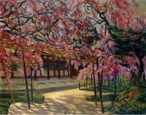 芸術資料館収蔵品展 「四季を描く-近代花鳥風月」