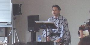 平成30年度(後期)日本伝統音楽研究センター「でんおん連続講座 D 三味線古譜で辿る義太夫節の音楽―『本朝廿四孝』四段目切「十種香の段」を例として―」