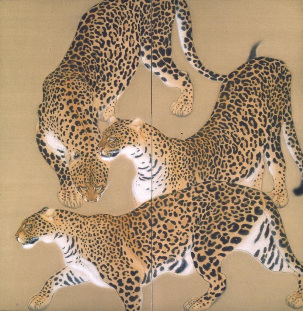 芸術資料館収蔵品展 「動物画-京芸に棲むいきものたち」