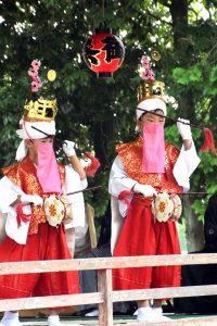 日本伝統音楽研究センター 第49回公開講座「地方に息づく京都祇園祭の芸能─遠州森町山名神社の舞もの─」