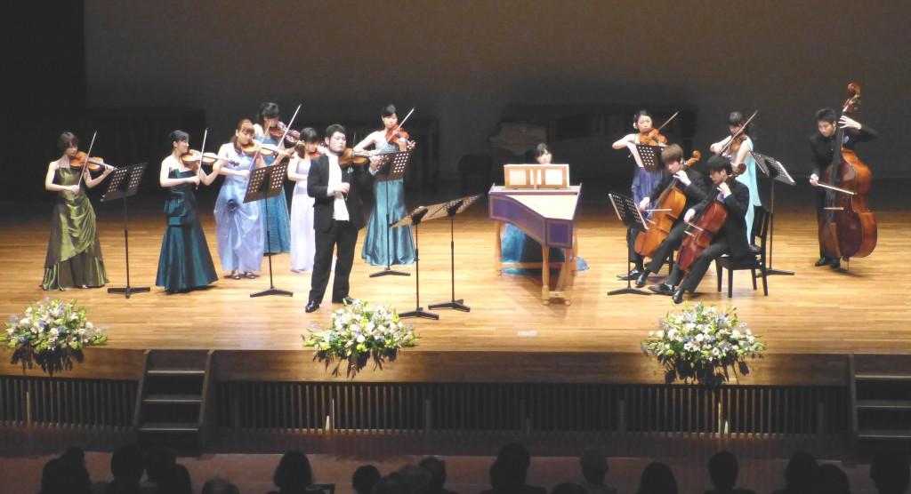 平成25年度(第43回)京都市立芸術大学音楽学部 卒業演奏会