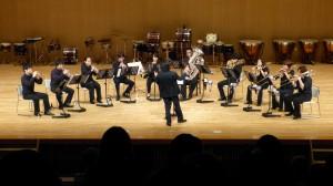 管・打楽専攻生による文化会館コンサート 「PASSION!!」