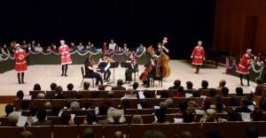 サテライトコンサート シリーズ1「城巽クリスマスコンサート」