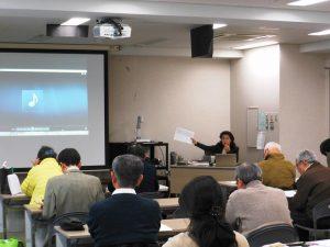 平成29年度伝音セミナー 第5回 新内節の魅力に迫る~初めて好きになった日本の伝統芸能~
