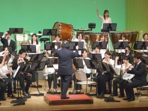 管・打楽専攻生による文化会館コンサート 「WIND 新しい風 京芸ウインドアンサンブル」