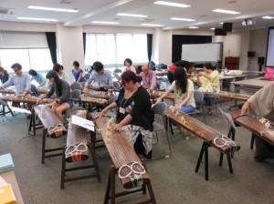 平成28年度(前期)日本伝統音楽研究センター「でんおん連続講座 C 常磐津節実践入門 その3」