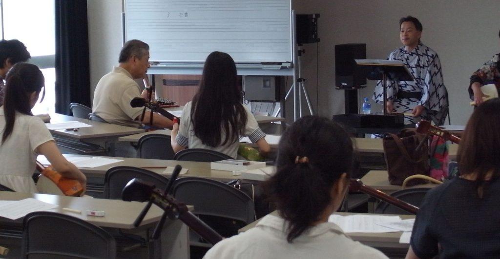 平成29年度(後期)日本伝統音楽研究センター「でんおん連続講座I 京都の琴 その4」