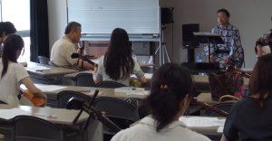 平成29年度(後期)日本伝統音楽研究センター「でんおん連続講座G 常磐津節実践入門 その6」