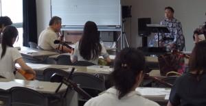 平成28年度(後期)日本伝統音楽研究センター「でんおん連続講座F 常磐津節実践入門(その4)」