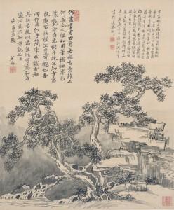芸術資料館収蔵品展 「東洋画 模写の世界」