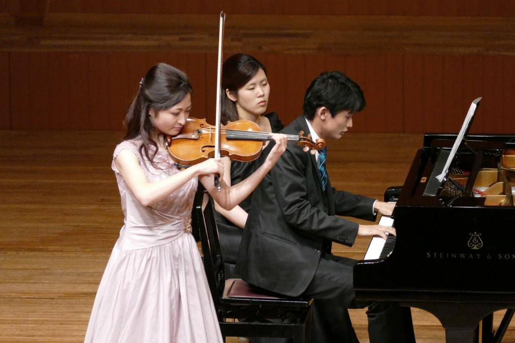 京都市立芸術大学音楽学部 平成28年度卒業演奏会