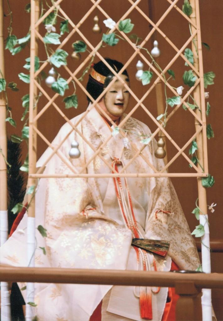 日本伝統音楽研究センター 第48回公開講座 スタンフォード大学/京都市立芸術大学共同事業「インターメディアとしての能―能《半蔀(はじとみ)》《小鍛冶(こかじ)》 公開収録」