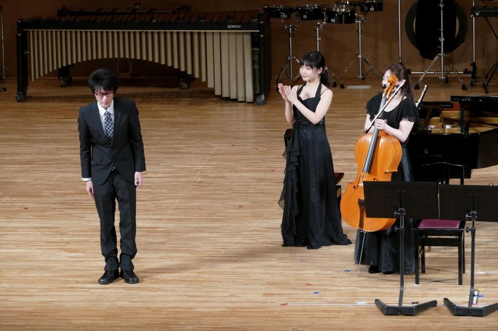 文化会館コンサートⅡ 京都市立芸術大学音楽学部作曲専攻による新作発表演奏会「Birth of Music 2016」