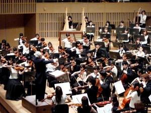 第2回 関西の音楽大学オーケストラ・フェスティバル IN 京都コンサートホール