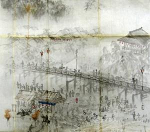 芸術資料館収蔵品展 「平安百景-粉本(ふんぽん)にみる明治の京都」