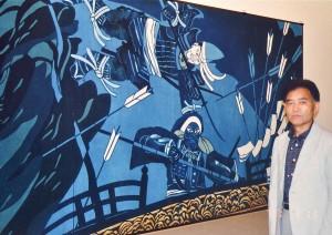 京都市立芸術大学 内藤英治教授 退任記念展